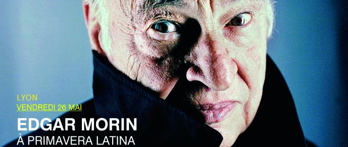 Edgard Morin Citoyen Du Monde Au Muse Des Confluences
