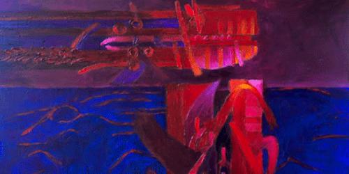 Mort du c l bre peintre fernando de szyszlo pr curseur de for Artiste art abstrait